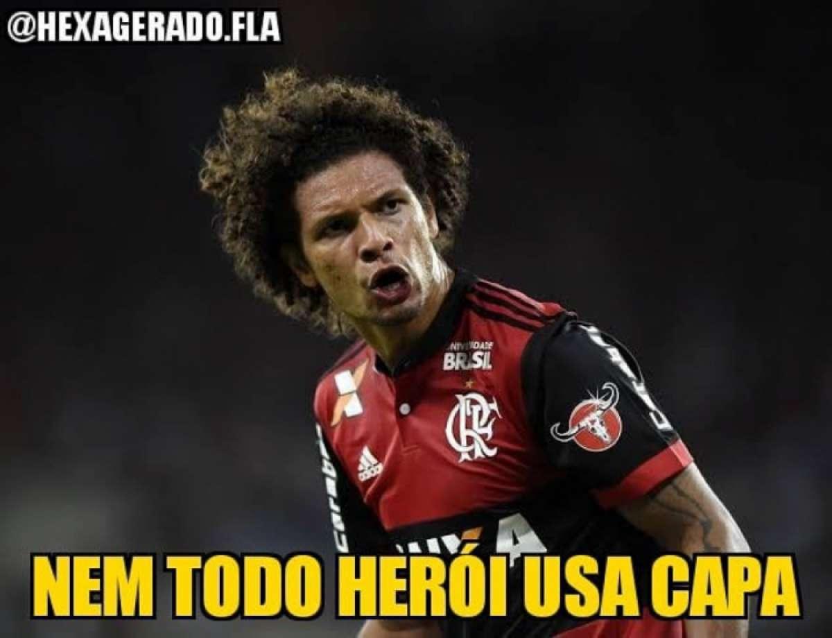 0f4370981f Ainda dá  Torcida do Flamengo vibra com tropeço do Palmeiras e enche ...