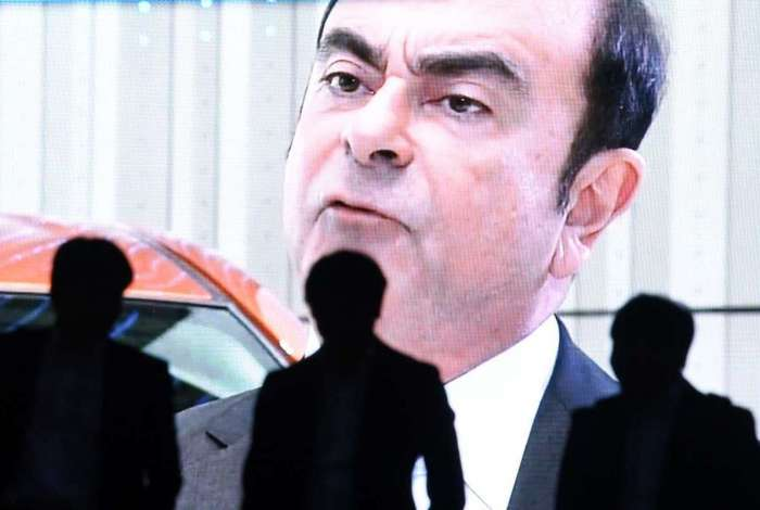 Chefe da Nissan é preso no Japão por má conduta financeira