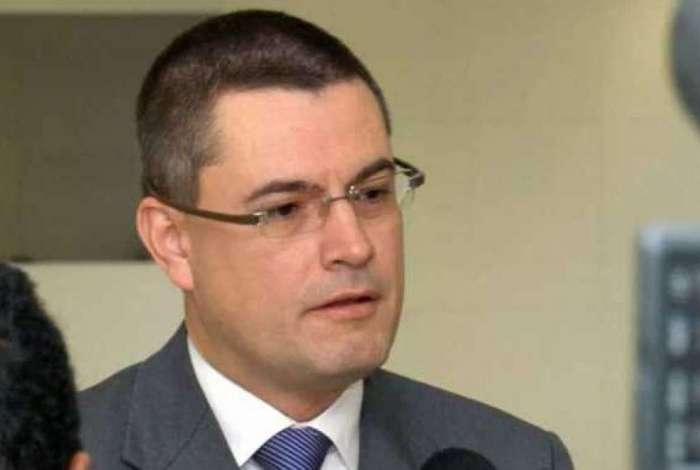 Maurício Valeixo é o atual superintendente da Polícia Federal