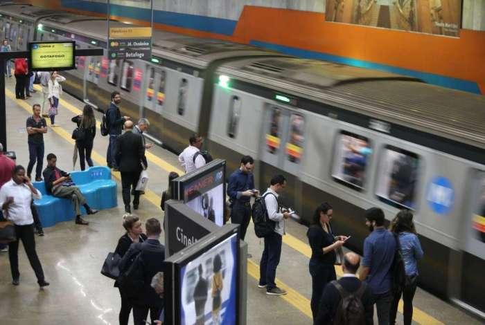 Metrô anunciou que haverá trem direto de Pavuna para Jardim Oceânico