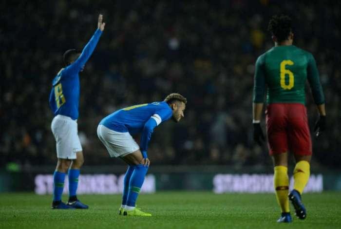 544844c6fc Médico da Seleção fala sobre gravidade da lesão de Neymar O Dia ...