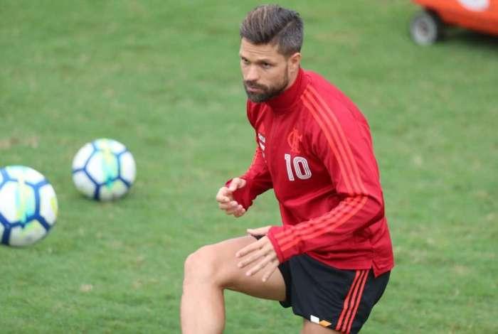 Diego pode sair do Flamengo