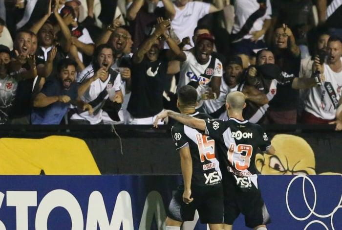 Vasco derrotou o São Paulo