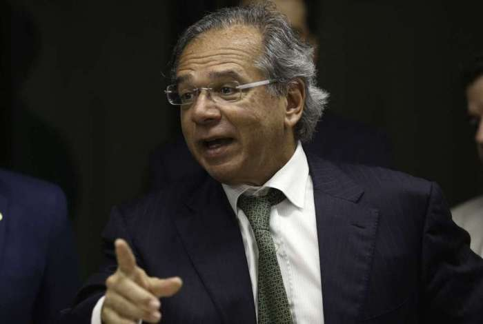 Futuro ministro da Economia, Paulo Guedes