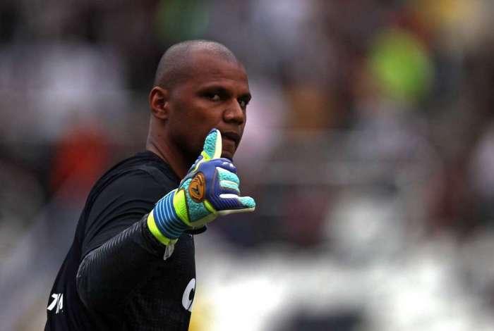 Jefferson é o terceiro jogador que mais vezes vestiu a camisa do Botafogo na história