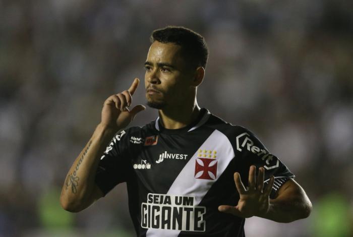 Vasco venceu o São Paulo