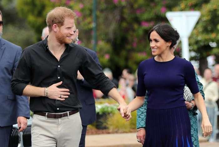 Príncipe Harry e sua esposa Meghan Markle se mudarão para uma casa histórica no Windsor Estate, da família real, no começo do próximo ano, anunciou o Palácio Kensington