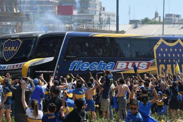 Ônibus do Boca Juniors