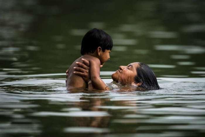 Hoje, há 107 registros da presença de índios isolados em toda a Amazônia Legal, área que abrange nove Estados