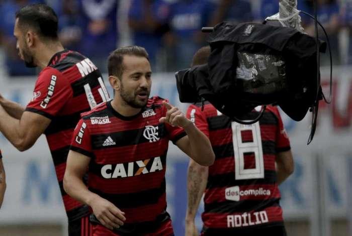 Flamengo foi vice-campeão do Brasileiro