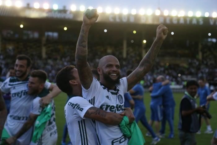 Palmeiras é campeão brasileiro de 2018