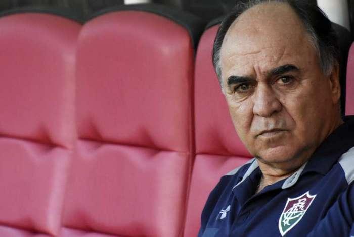 Marcelo Oliveira foi demitido do Fluminense
