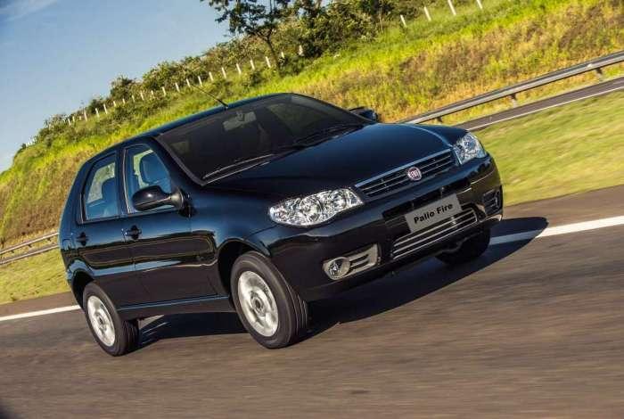 A segunda geração do Fiat Palio foi descontinuada em 2018
