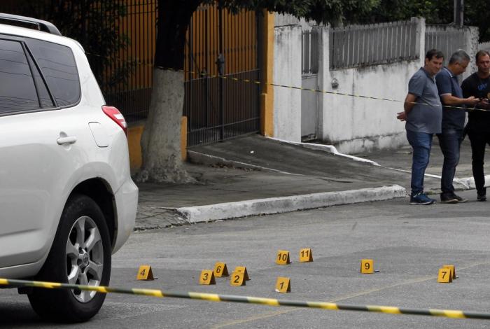 Major Alan de Luna Freire foi assassinado a tiros