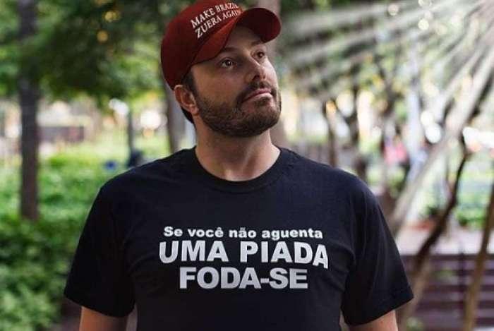 Danilo Gentili é condenado a pagar indenização a Marcelo Freixo