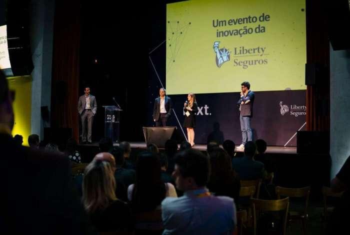 Liberty Seguros sediou evento em São Paulo