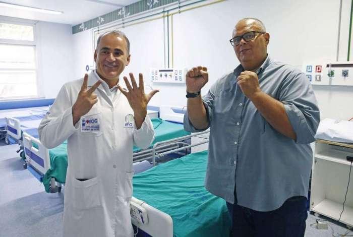 Paciente 2.500: RJ bate recorde de cirurgias bariátricas pelo SUS