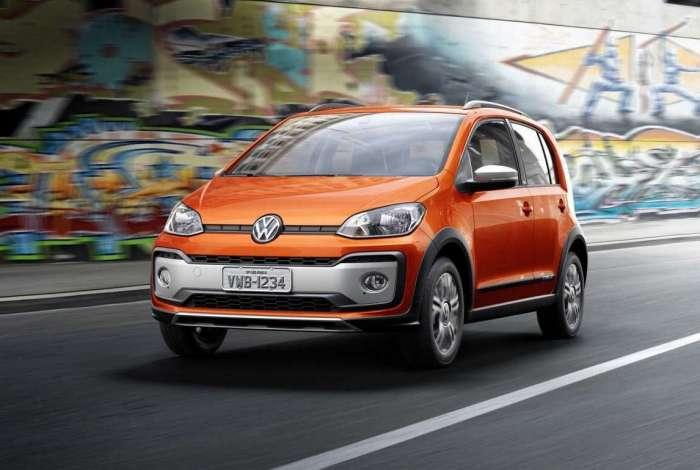 Volkswagen Up! foi o hatch sub-compacto testado com a melhor nota