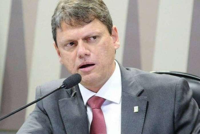 Tarcísio Gomes de Freitas, ex-diretor do DNIT, é anunciado o futuro ministro da Infraestrutura do governo Bolsonaro