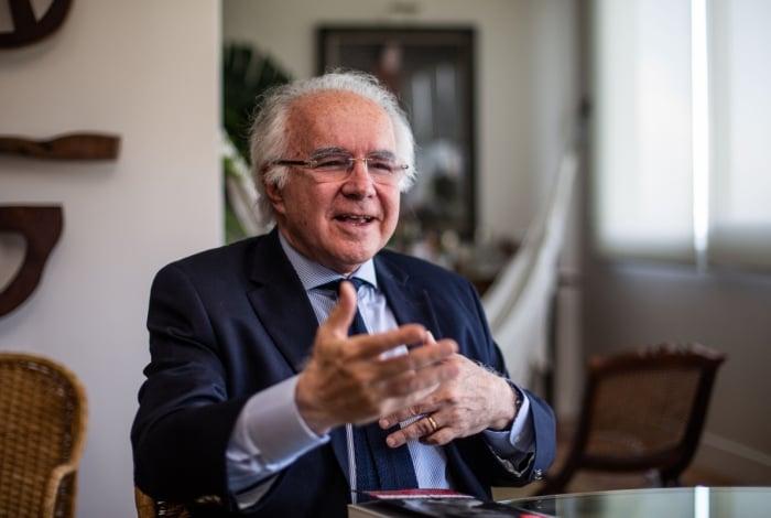 O jurista Joaquim Falcão é o mais novo membro da ABL
