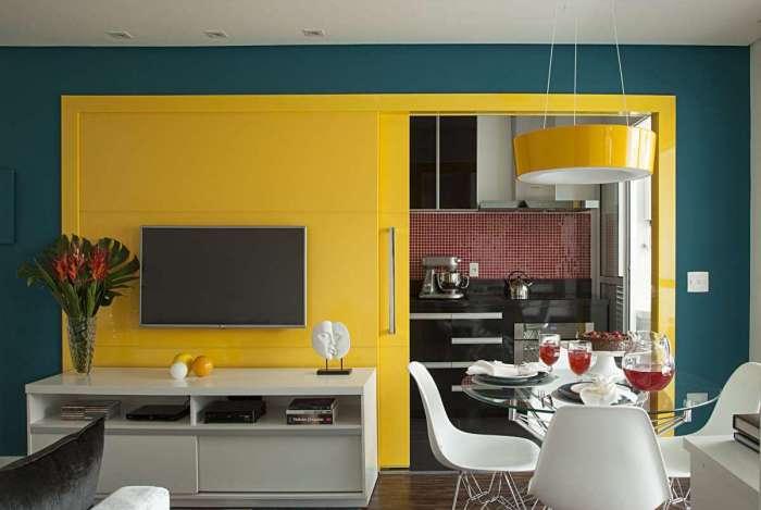 Dicas para integração entre cozinha e sala