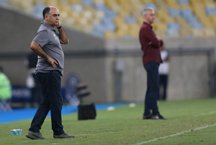 Marcelo Oliveira deixou o cargo após derrota do Flu na Sul-Americana
