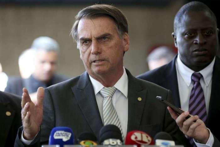 Bolsonaro recebe embaixador de Israel no Brasil