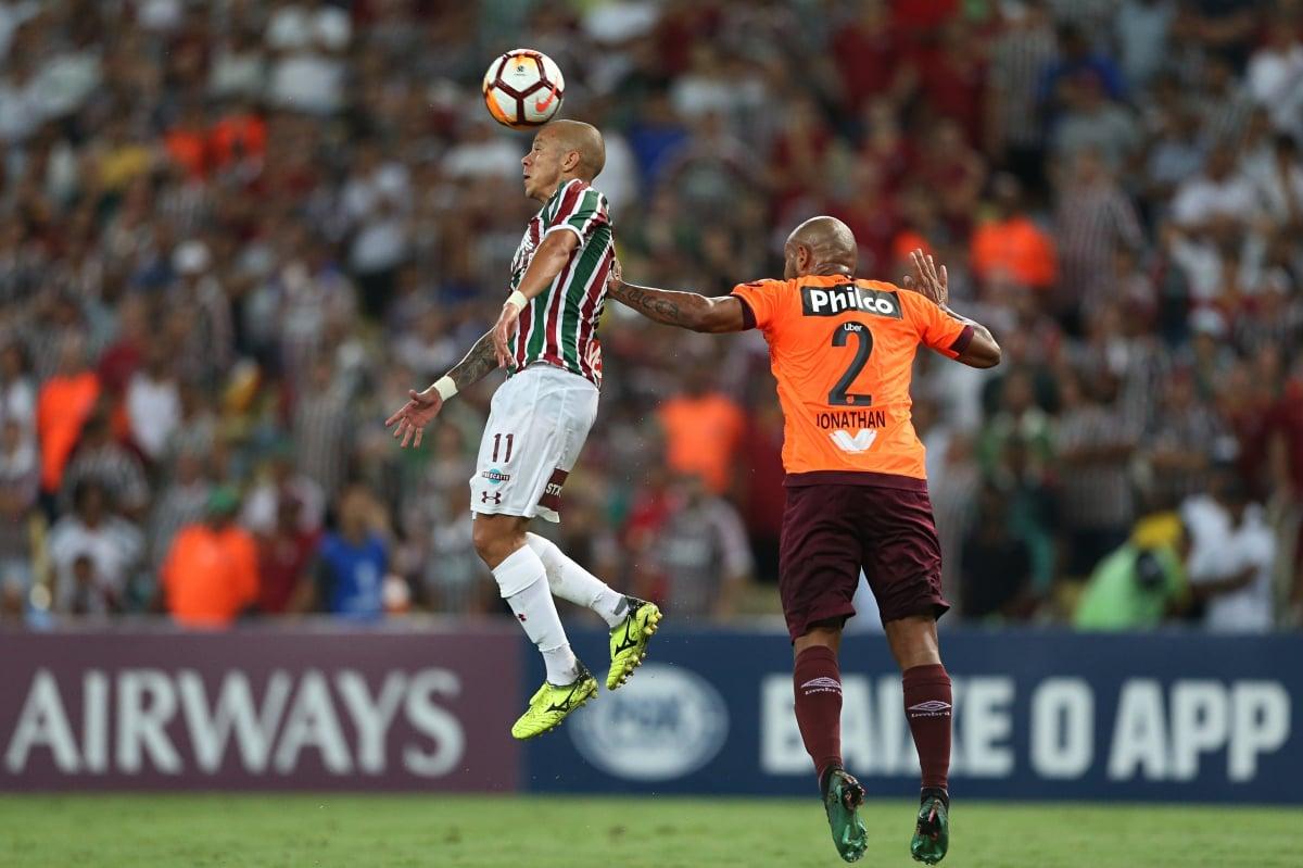 52d220bf4c Confira as notas dos jogadores do Fluminense na derrota para o Atlético-PR  O Dia - Fluminense