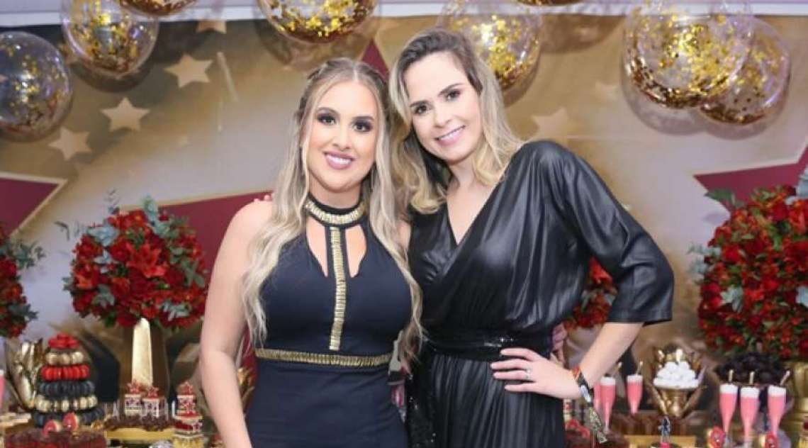 Ex-BBB Patrícia Leite e Ana Paula Renault