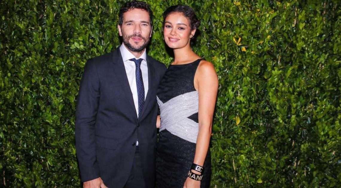Daniel Oliveira e Sophie Charlotte