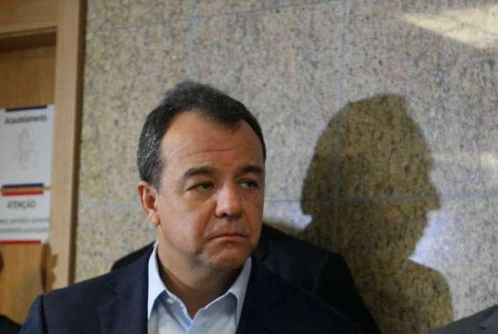 Sombra de Pezão sempre fez parte da gestão de Cabral no governo do estado. Agora, ambos estão presos