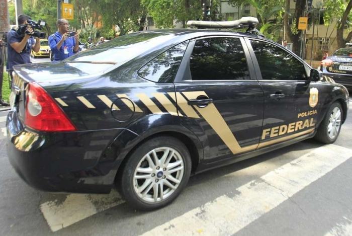 Polícia Federal prende o Governador Pezão no Palácio Laranjeiras, em Laranjeiras, na OPERAÇÃO
