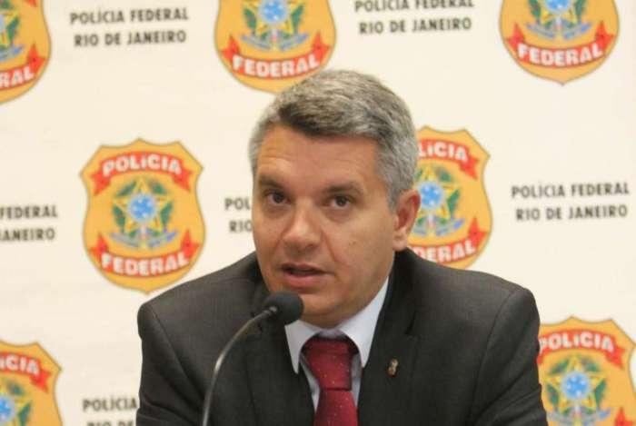 Ricardo Saadi foi exonerado do cargo de superintendente da Polícia Federal no Rio
