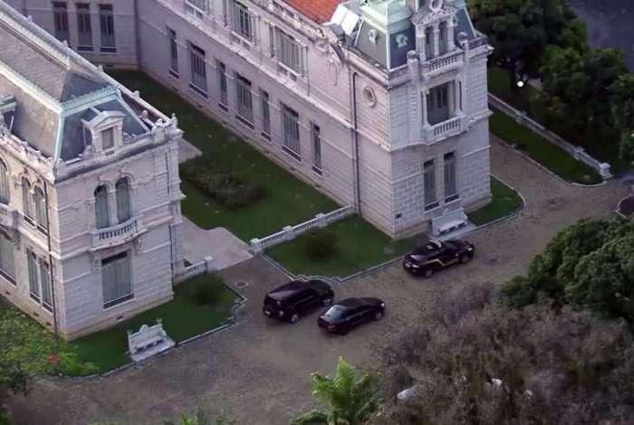 Prisão aconteceu no Palácio Laranjeiras
