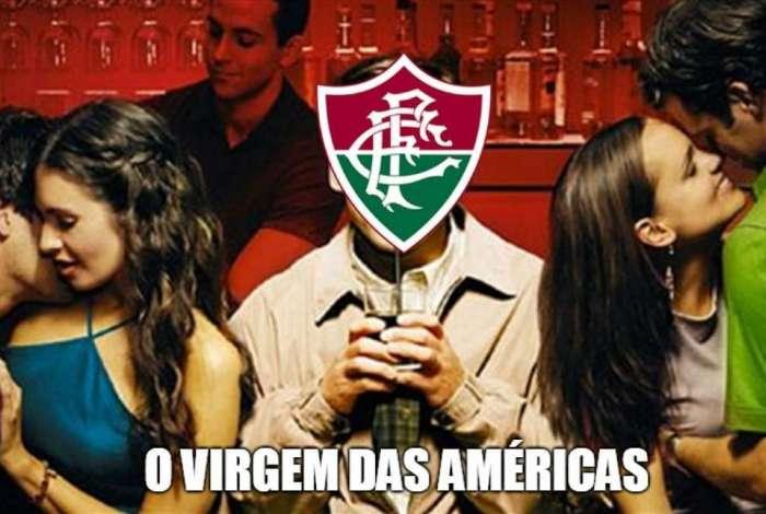 Fluminense é eliminado da Copa Sul-Americana