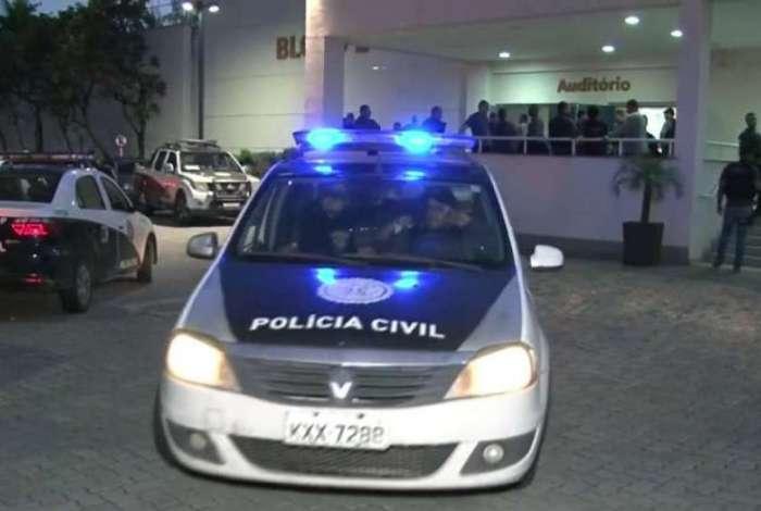 Polícia Civil e Forças Armadas realizam megaoperação em São Gonçalo