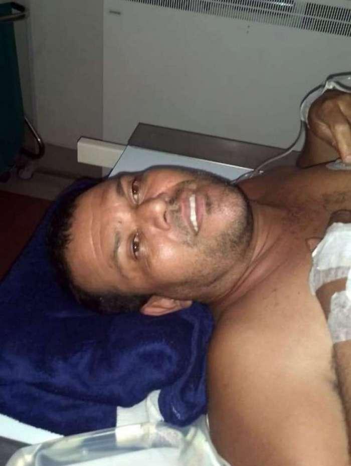 Wagner Andrade da Silva recebeu seis tiros durante uma discussão