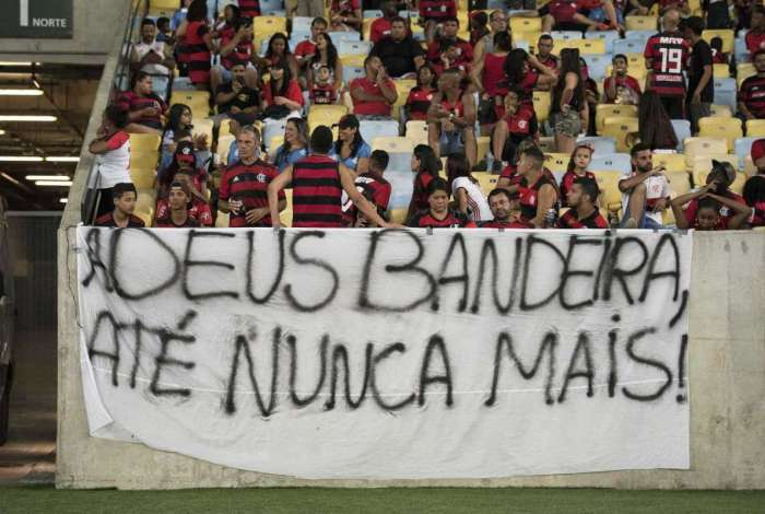 Flamengo perdeu para o Atlético-PR