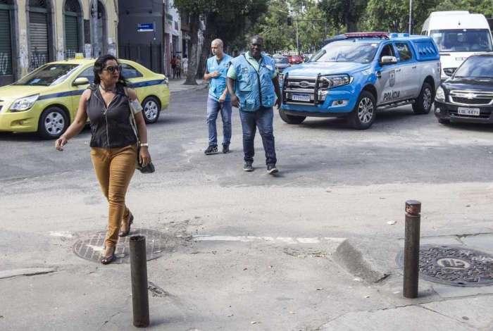 Segundo a conselheira Ivana da Silva Souza, paralisação afeta o trabalho dos conselhos tutelares