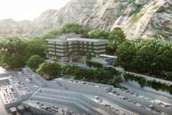 Projeto de expansão do cemitério deverá ficar pronto em 2020