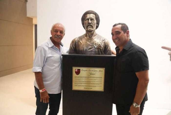 Flamengo inaugura novo módulo no Ninho do Urubu