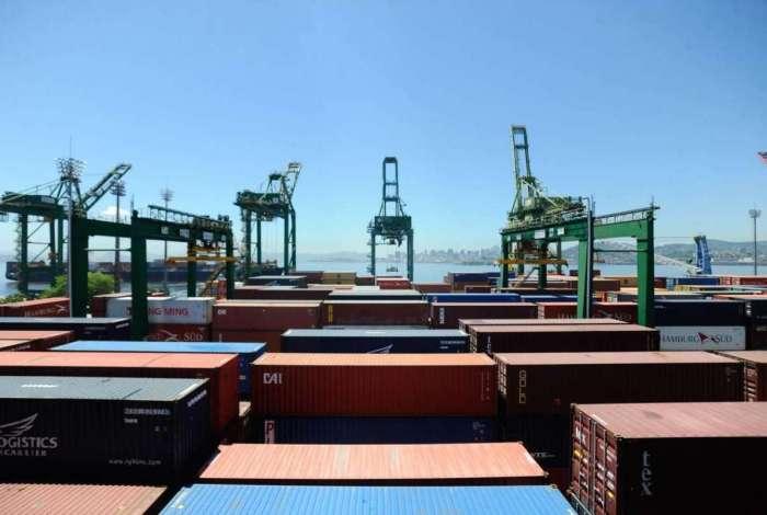 Fotos do porto do Rio de Janeiro