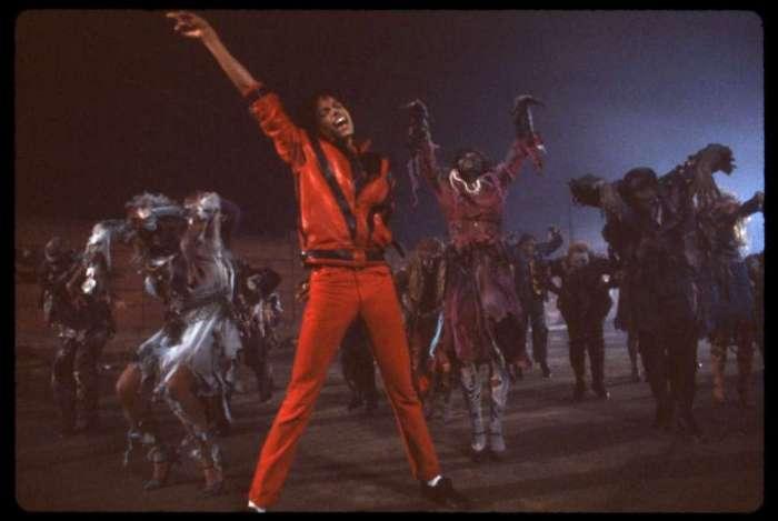 Videoclipe da música 'Thriller' faz aniversário; 35 anos