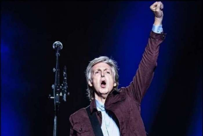 Paul McCartney virá para o Brasil na turnê Th Freshen Up Tour em 2019