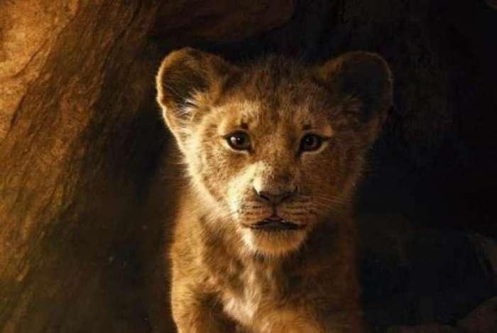 'Rei Leão' teve remake em live action