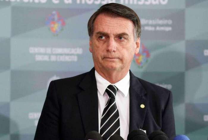 Presidente eleito, Jair Bolsonaro