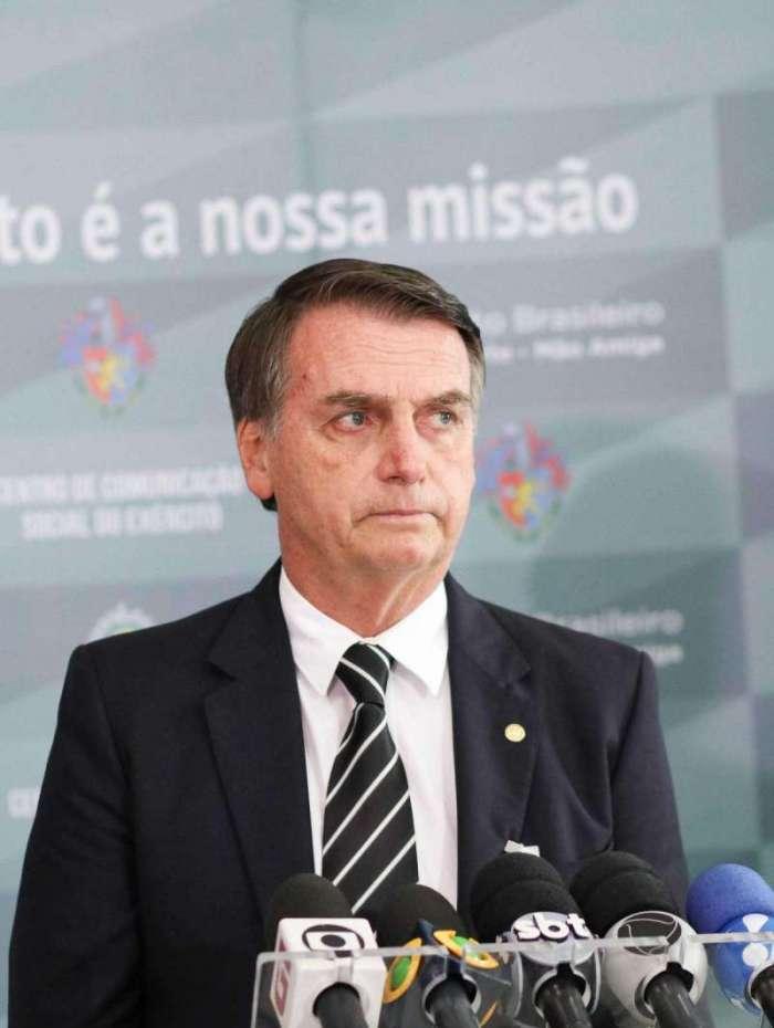 Previsão é que a posse de Jair Bolsonaro ocorra em quatro horas
