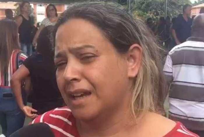 Mãe de Laryssa disse que o sonho da filha era ser delegada federal