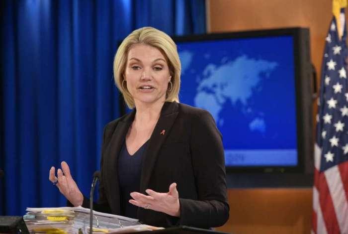 Heather Nauert fez carreira como jornalista na emissora Fox News