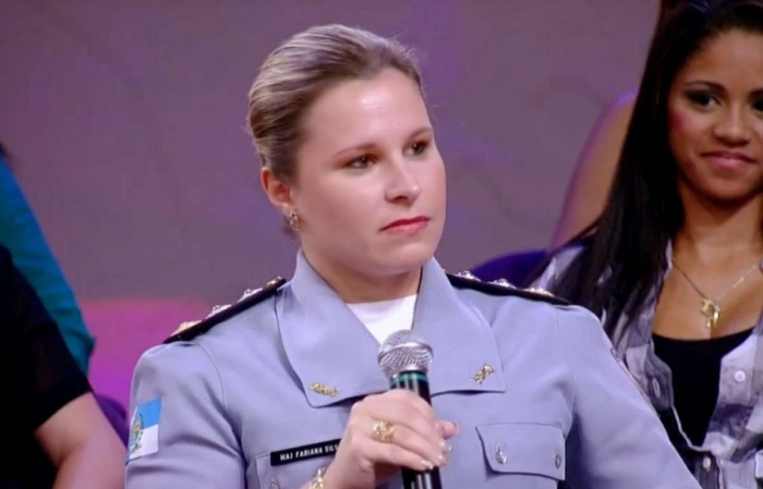 Major Fabiana Silva